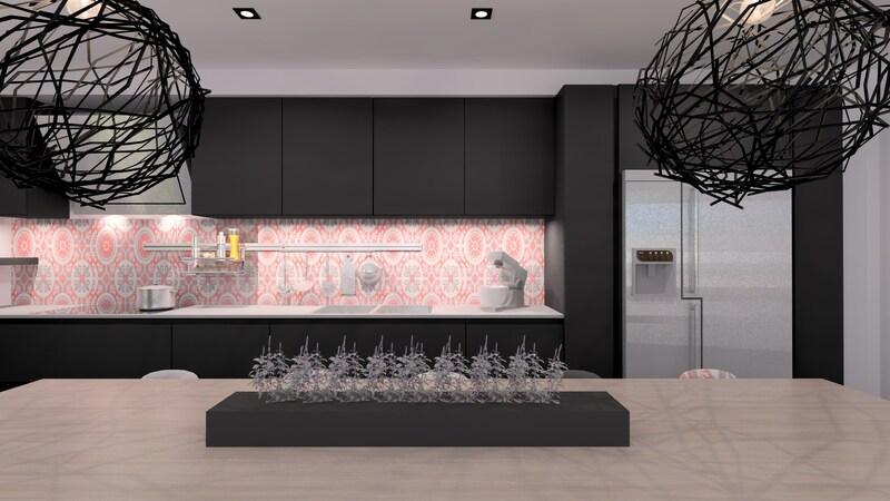 Projet 3D - Cuisine avec Jeanfils à Liège