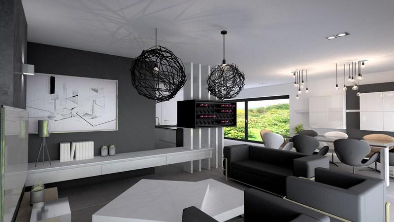 Projet 3D - Réalisation d'une cuisine avec Jeanfils (Liège)