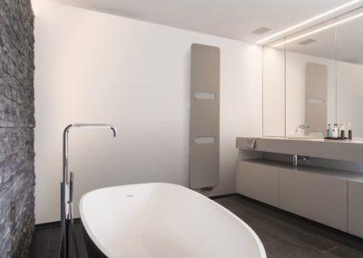 Radiateur de salle de bains avec Jeanfils à Liège
