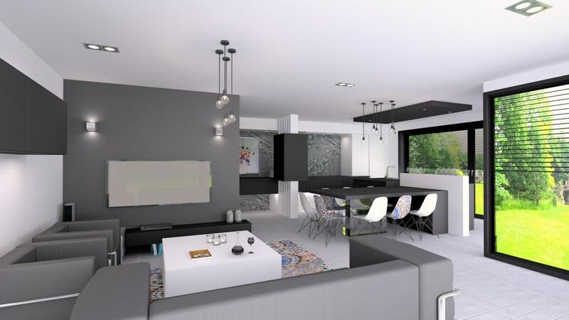 Réalisation d'un projet 3D - Jeanfils à Liège