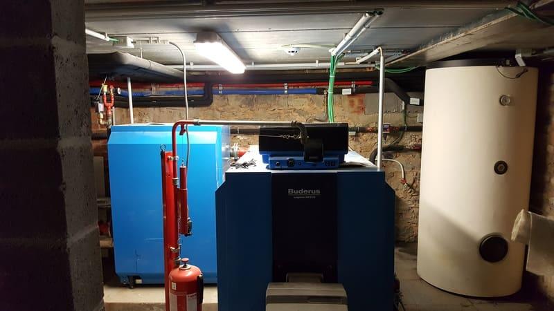Chaudière - Installation d'un système de chauffage avec Jeanfils