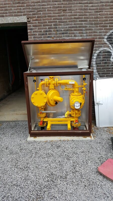 Réalisation - Installation d'un chauffage avec Jeanfils (Liège)