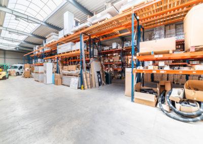 Showroom Jeanfils - Entrepôt à Verlaine