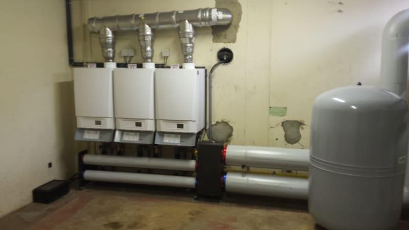 Réalisation d'un système de chauffage - Chauffagiste à Liège