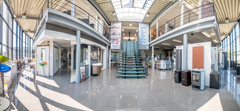 Jeanfils - Showroom à Verlaine (Liège)